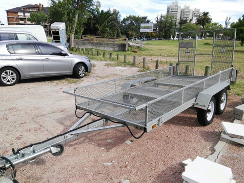 trailers alquiler flete lancha, canoas, isopanel