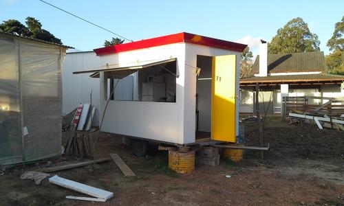 trailers carro de comidas rapidas