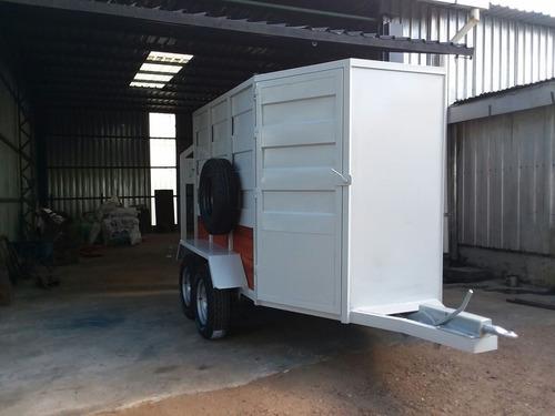 trailers de caballos