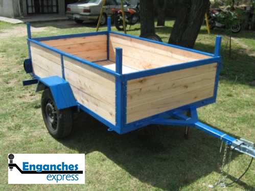 trailers fabricacion de trailer y enganches para trailer
