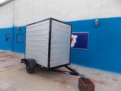 trailers furgon empadronado, audio discoteca reparto nuevo