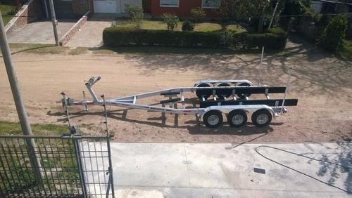 trailers karavan para cuatriciclos, americanos, galvanizados