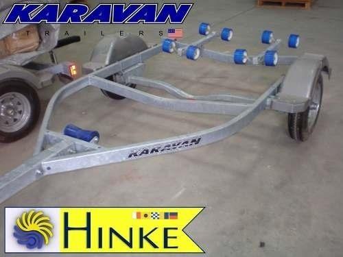 trailers náuticos karavan galvanizados made in usa o km