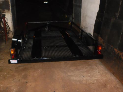 trailers para cargar motos o cuatriciclo y botes
