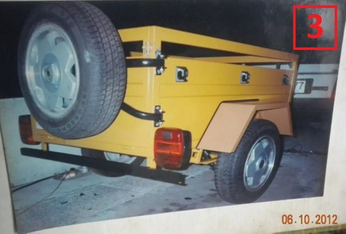 trailers y enganches de todo tipo !!!