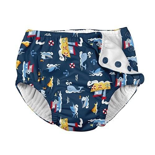 traje de baño con pañal para niño upf 50+ hasta 24 meses