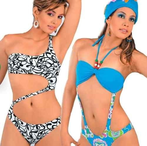 trajes baño trikini