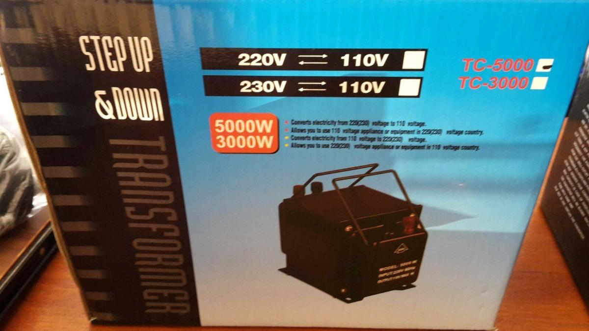 Transformador 220 110 volts watts rebajados al costo - Transformador 220 a 110 ...
