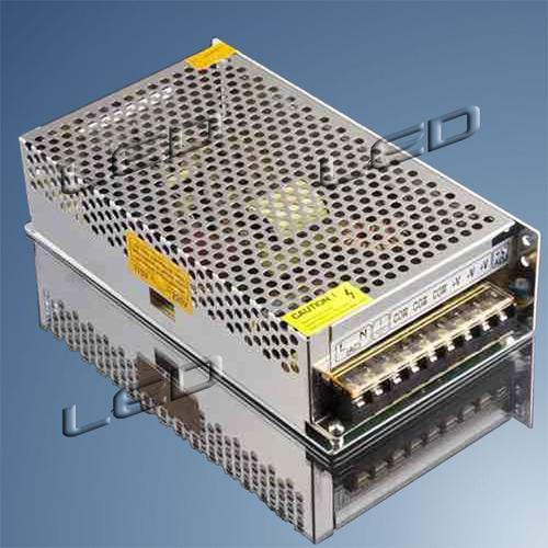 transformador conmutado  12 volts 20a 240w led cctv fuente