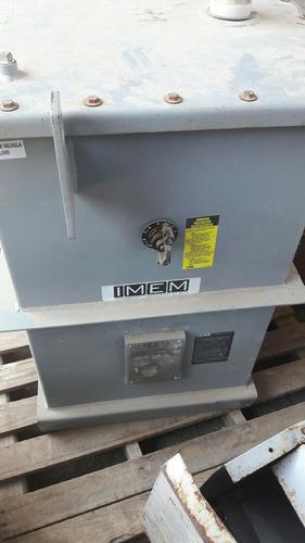 transformador tipo poste 75 kva,