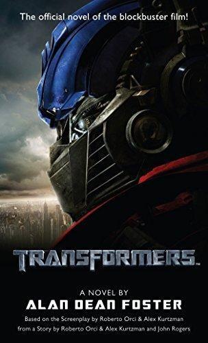 transformers alan dean foster