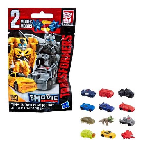 transformers hasbro bolsita sorpresa tiny turbo changers ub-
