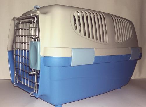 transportador-canil perros y gatos num 3