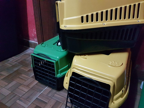 transportadoras nuevas  jaulas