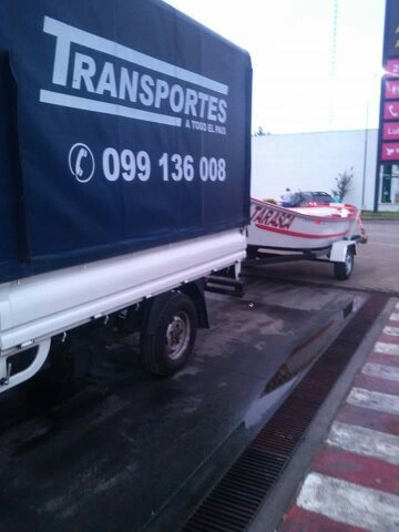 transportes y fletes .lavalleja,piriapolis, the fish .
