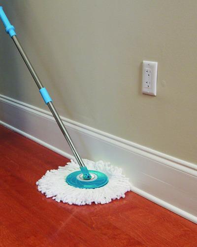 trapeador - hurricane mop 360 - teleshopping - llame ya!