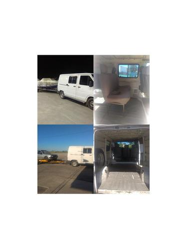 traslados, auxilios y fletes con trafic, alquiler x 1800 dia