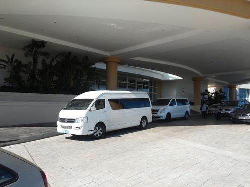 traslados y turismo - aeropuerto casamientos vans remises