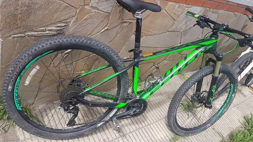 trek top fuel 8 2013 doble suspension. adaptable a descenso.