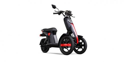 triciclo eléctrico veems autonomía 70km 3 ruedas