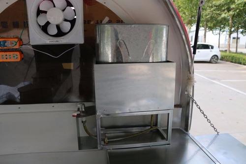 triciclo food truck electrico sakura  ya  estan  aqjui