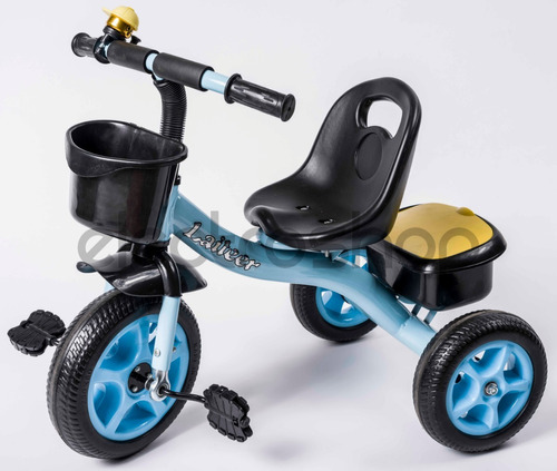 triciclo infantil sky eco t-17 - electroshop