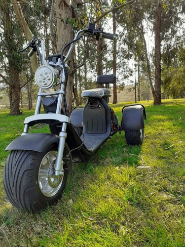 triciclo moto eléctrica citycoco - trike uruguay