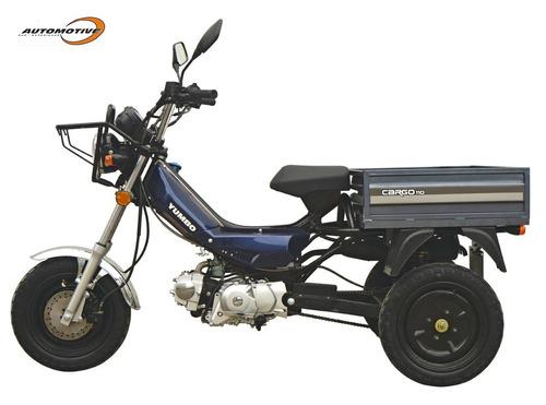 triciclo yumbo cargo 110 2019