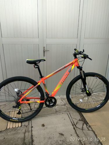trinx m520 pro rodado 29  red rider (envio sin costo)