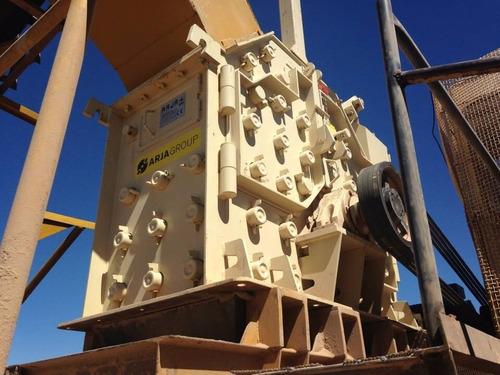 trituracion - trituradora de piedra - machacadora