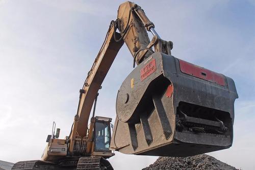 trituradora de piedra vtn, para excavadoras