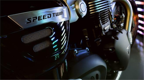 triumph speed twin 0km 2019