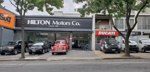 triumph thruxton 1200  - hilton motors