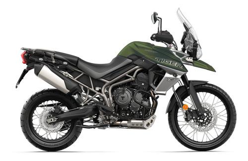 triumph tiger 800 xca, 2020 0km.  - hilton motors