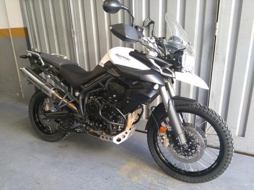triumph tiger xc800