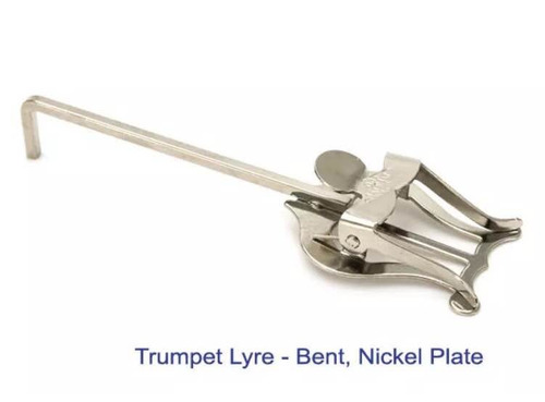 trompeta atril