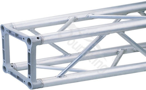 truss aluminio 40x40 - buen estado - cercha