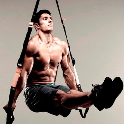 trx entrenamiento funcional d suspensión preparación física