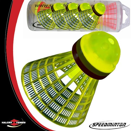 tubo speedminton speeder nightpack crossminton ( oferta )