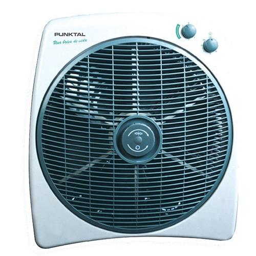 turbo  ventilador punktal t40 diámetro 40cm timer 3 velocid.