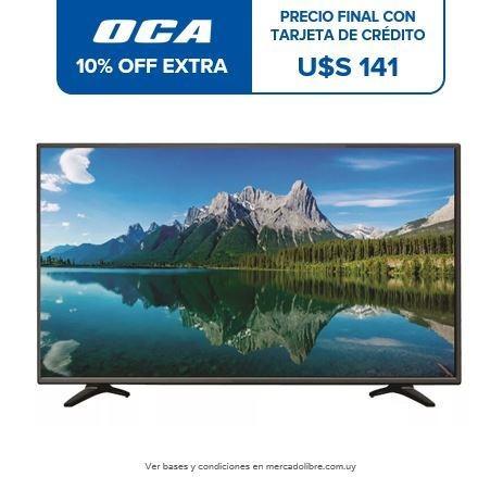 tv led asano 32 sintonizador digital oferta hasta agotar pcm