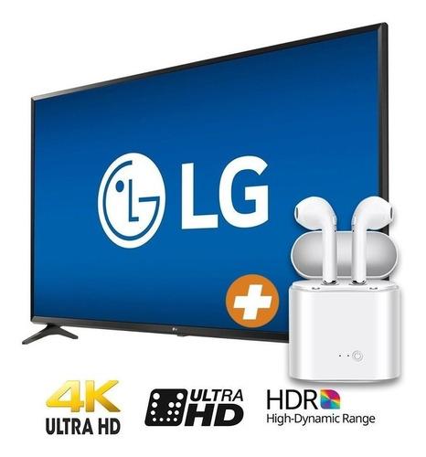 tv lg 43 smart atencion modelo 4k uhd gtia oficial + regalo