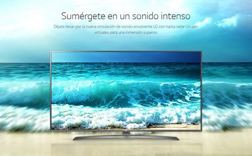 tv lg 65uj6580 65 ultrahd 4k smart - tienda oficial lg