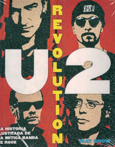 u2 revolution - snow, mat