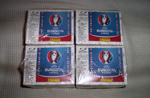 uefa euro 2016 francia album de figuritas y sobres..leer...