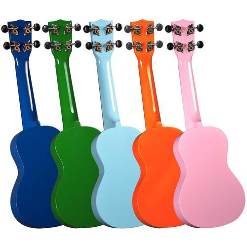 ukelele hamano u-30 colorful soprano ukuleles - 24