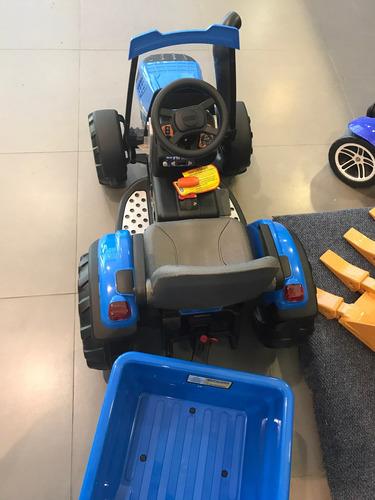 últimas unidades !! tractores a batería !!! new holland