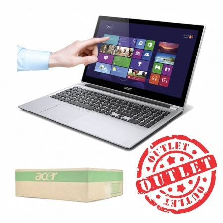 ultrabook acer core i5, 500gb, 6gb, 15.6  touchscreen, bluet