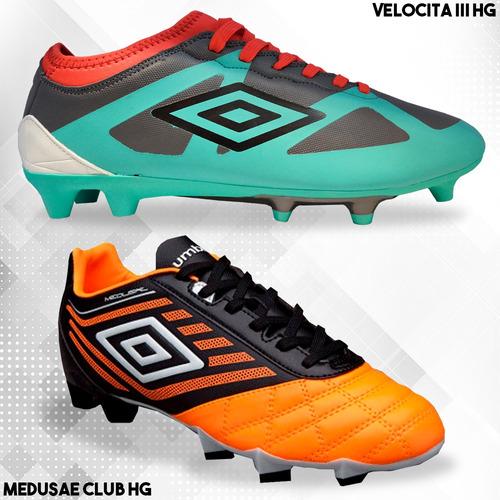 umbro fútbol calzado