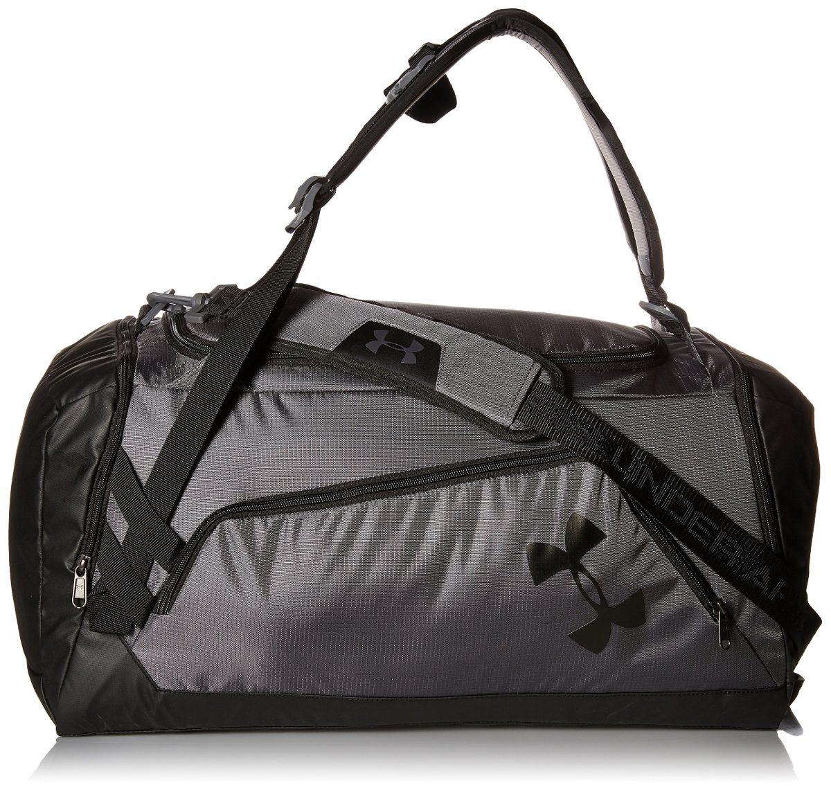 85e9042f945 under armour storm contain backpack duffle 3.0, grafito  . Cargando zoom.